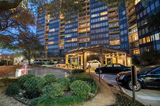 5200 Keller Springs Road #1031, Dallas, TX 75248 (MLS #14509421) :: Front Real Estate Co.