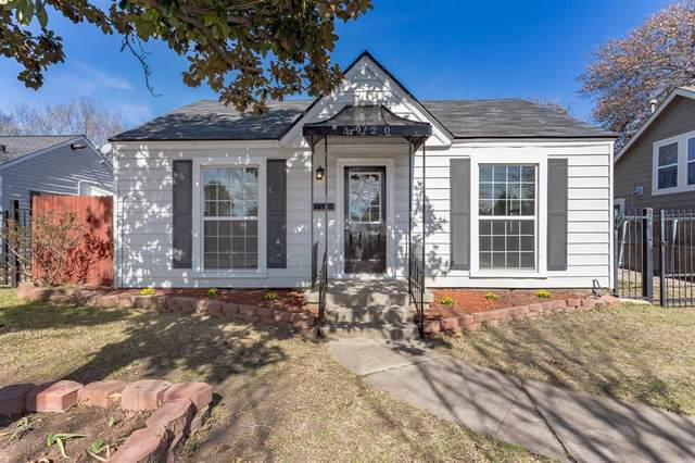 3920 Calmont Avenue, Fort Worth, TX 76107 (MLS #14509515) :: The Hornburg Real Estate Group