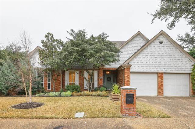 14874 Oaks North Place, Addison, TX 75254 (MLS #14509623) :: Robbins Real Estate Group