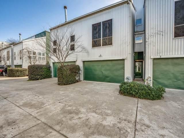 3801 San Jacinto Street D, Dallas, TX 75204 (MLS #14509678) :: Jones-Papadopoulos & Co