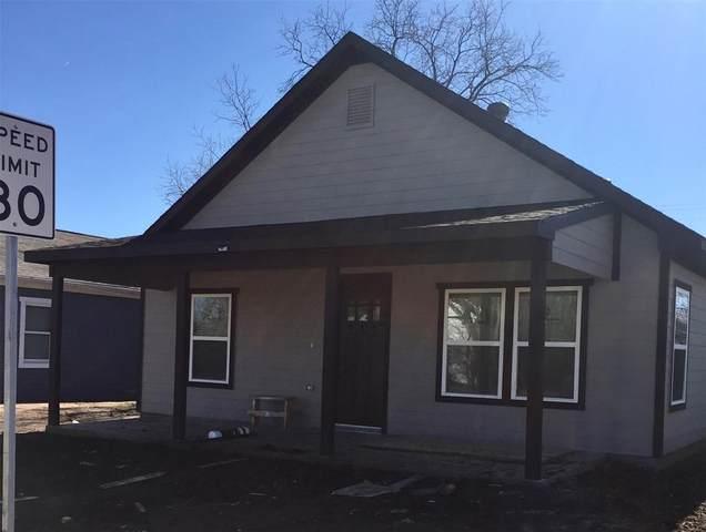 1604 E Hattie Street, Fort Worth, TX 76104 (MLS #14509679) :: Bray Real Estate Group