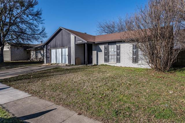 4009 Longstraw Drive, Fort Worth, TX 76137 (MLS #14509704) :: NewHomePrograms.com