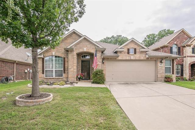 9840 Stripling Drive, Fort Worth, TX 76244 (MLS #14509751) :: Team Hodnett