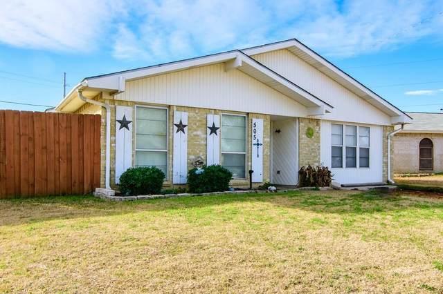 505 S Holiday, Grand Prairie, TX 75052 (MLS #14509760) :: Robbins Real Estate Group