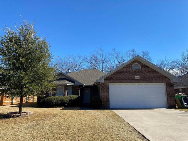 1014 Oxford Drive, Gainesville, TX 76240 (MLS #14509779) :: The Tierny Jordan Network
