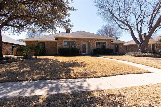1212 Serenade Lane, Richardson, TX 75081 (MLS #14509861) :: ACR- ANN CARR REALTORS®