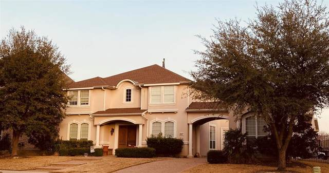 1607 Gladewater Drive, Allen, TX 75013 (MLS #14509923) :: The Chad Smith Team