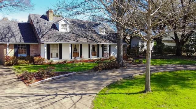702 Adams Lane, Kaufman, TX 75142 (MLS #14509979) :: Real Estate By Design