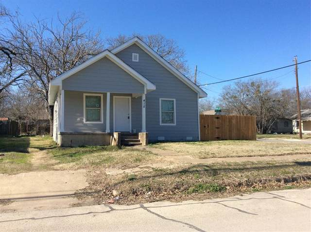415 N Brazos Avenue, Cleburne, TX 76031 (MLS #14510001) :: All Cities USA Realty