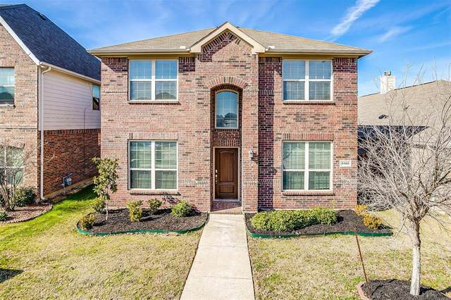 8460 Gentian Drive, Fort Worth, TX 76123 (MLS #14510165) :: The Property Guys