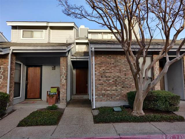 17490 Meandering Way #1709, Dallas, TX 75252 (MLS #14510167) :: All Cities USA Realty