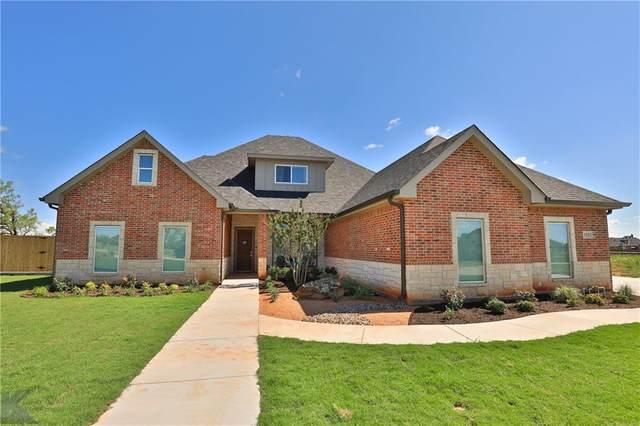 133 Merlot Drive, Abilene, TX 79602 (MLS #14510238) :: Team Tiller