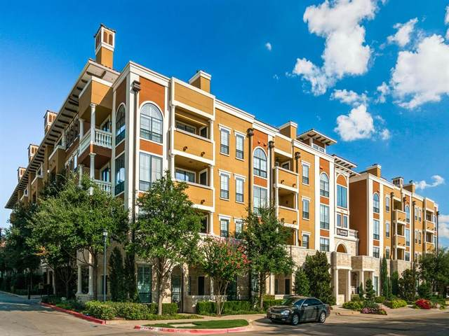 8616 Turtle Creek Boulevard #412, Dallas, TX 75225 (MLS #14510242) :: Maegan Brest | Keller Williams Realty