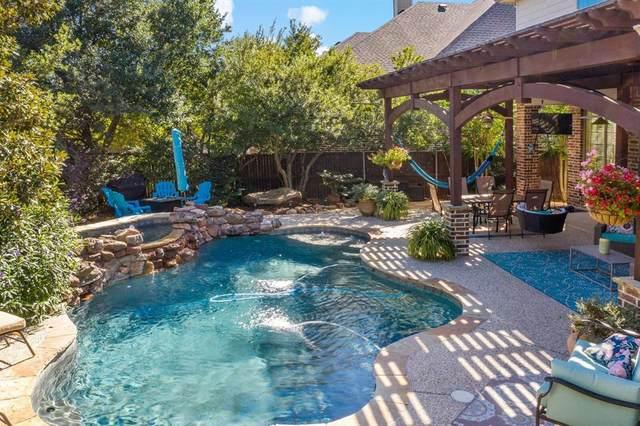 1100 Duttons Meadow Lane, Mckinney, TX 75071 (MLS #14510296) :: Robbins Real Estate Group