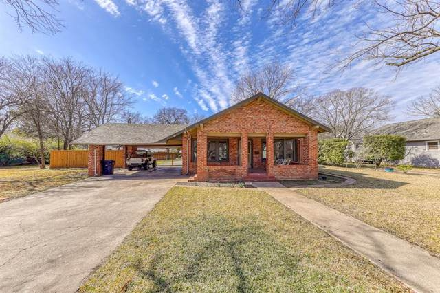 108 Bellevue Drive, Cleburne, TX 76033 (MLS #14510316) :: The Property Guys