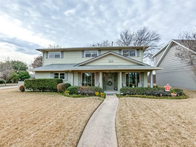 1911 Greenhaven Drive, Richardson, TX 75080 (MLS #14510393) :: The Property Guys