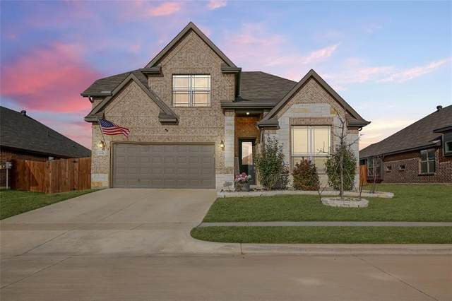 2512 Weatherford Heights Drive, Weatherford, TX 76087 (MLS #14510399) :: The Property Guys