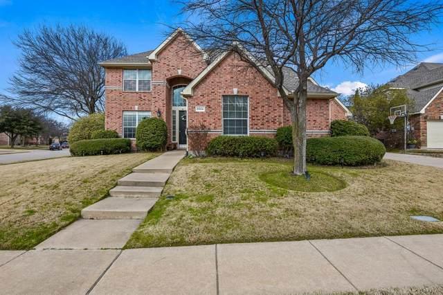 8904 Glen Garden Drive, Mckinney, TX 75072 (MLS #14510419) :: Robbins Real Estate Group