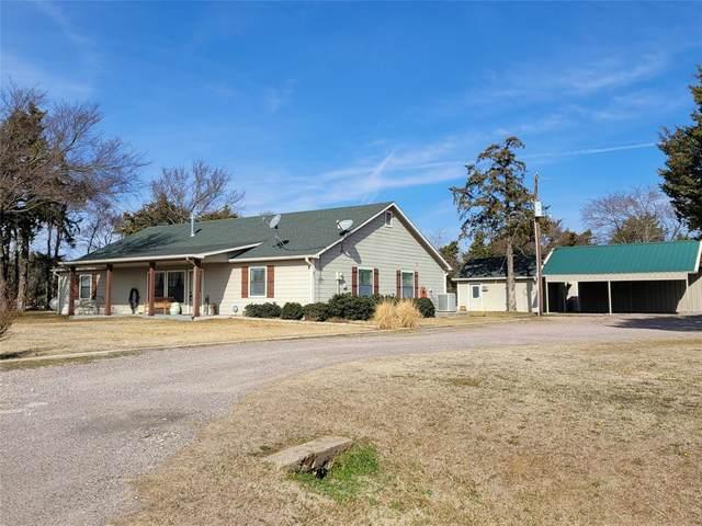 21 Dooley Drive, Whitesboro, TX 76273 (MLS #14510436) :: Robbins Real Estate Group