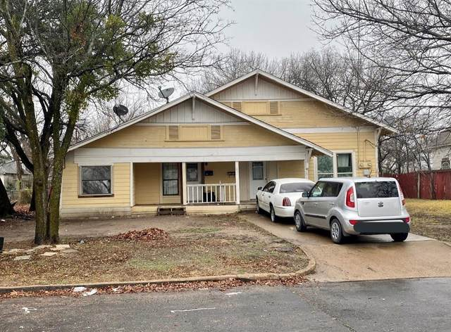 102 W Denton Street, Ennis, TX 75119 (MLS #14510443) :: Robbins Real Estate Group