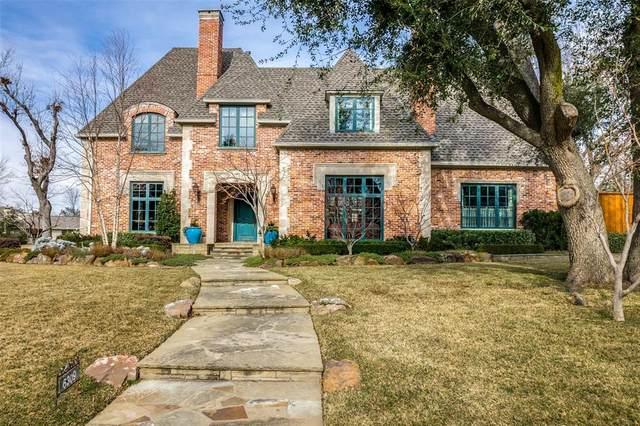 6309 Brookshire Drive, Dallas, TX 75230 (MLS #14510528) :: Robbins Real Estate Group