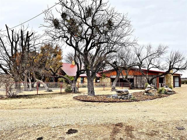 402 Cr 254, Maryneal, TX 79535 (MLS #14510575) :: The Barrientos Group