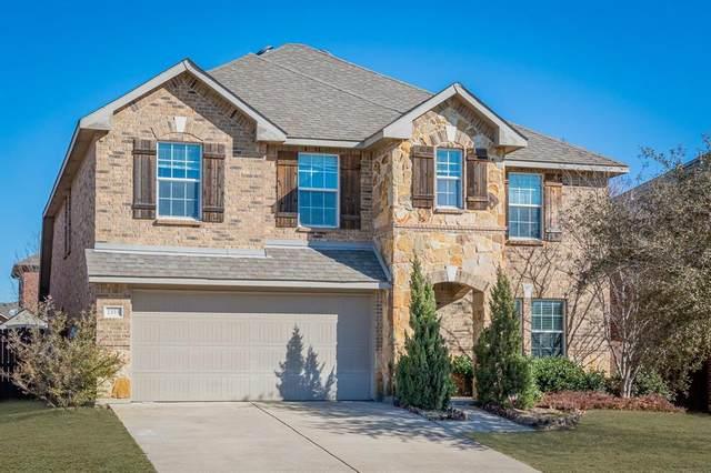 2333 Cavalry Drive, Fort Worth, TX 76177 (MLS #14510586) :: Team Tiller