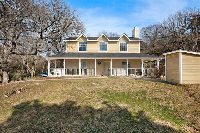 918 E Lake Drive, Willow Park, TX 76087 (MLS #14510594) :: The Kimberly Davis Group
