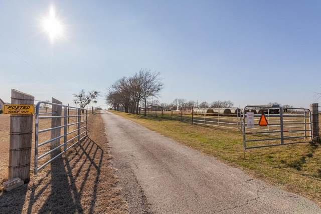 1060 Tumbleweed Drive, Waxahachie, TX 75167 (MLS #14510615) :: All Cities USA Realty