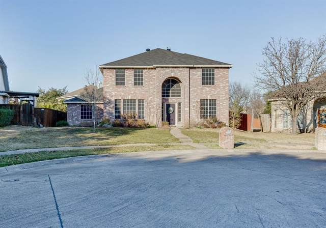 839 Big Thicket Trail, Mesquite, TX 75149 (MLS #14510638) :: Robbins Real Estate Group