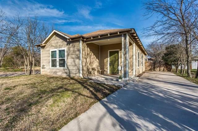 1601 E Leuda Street, Fort Worth, TX 76104 (MLS #14510640) :: The Property Guys