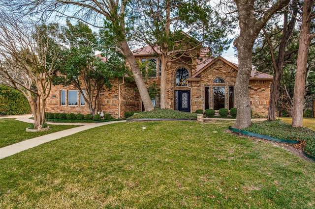 924 Glade Forest Court, Cedar Hill, TX 75104 (MLS #14510650) :: Robbins Real Estate Group