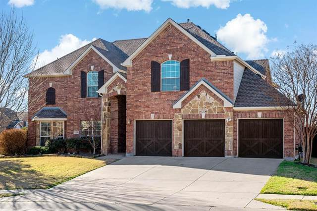 2320 Palo Duro Drive, Prosper, TX 75078 (MLS #14510706) :: Lyn L. Thomas Real Estate | Keller Williams Allen