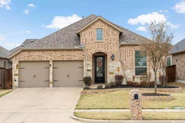 505 Lake Weatherford, Mckinney, TX 75071 (MLS #14510719) :: The Chad Smith Team