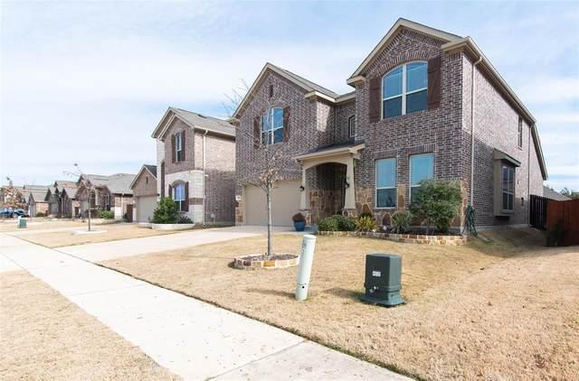 5201 Texana Drive, Frisco, TX 75036 (MLS #14510740) :: The Property Guys