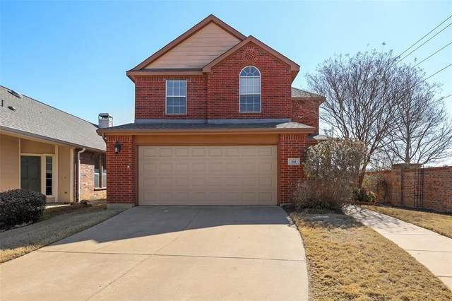 341 Clifton Circle, Lantana, TX 76226 (MLS #14510791) :: Trinity Premier Properties