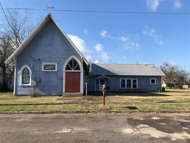 514 Bosque, Meridian, TX 76665 (MLS #14510799) :: The Kimberly Davis Group