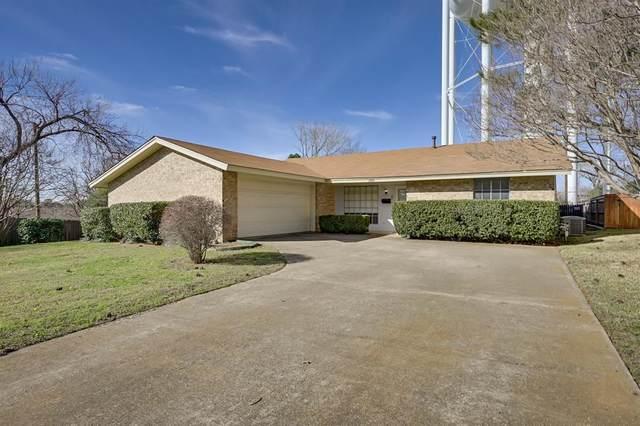 1605 Tyler Street, Arlington, TX 76012 (MLS #14510802) :: The Property Guys