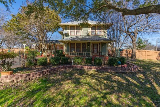 3304 Eastland Avenue, Greenville, TX 75402 (MLS #14510885) :: Real Estate By Design