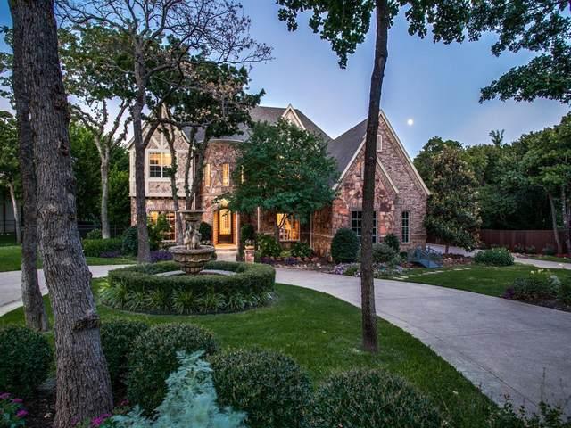 1651 Morgan Road, Southlake, TX 76092 (MLS #14510889) :: Robbins Real Estate Group