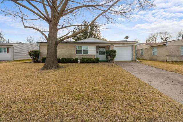 4507 San Marcus Drive, Mesquite, TX 75150 (MLS #14510894) :: The Kimberly Davis Group
