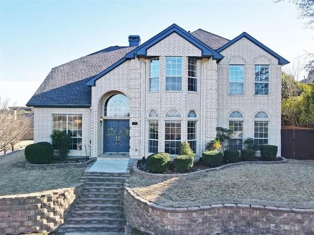 1704 Big Canyon Trail, Carrollton, TX 75007 (MLS #14510969) :: Robbins Real Estate Group