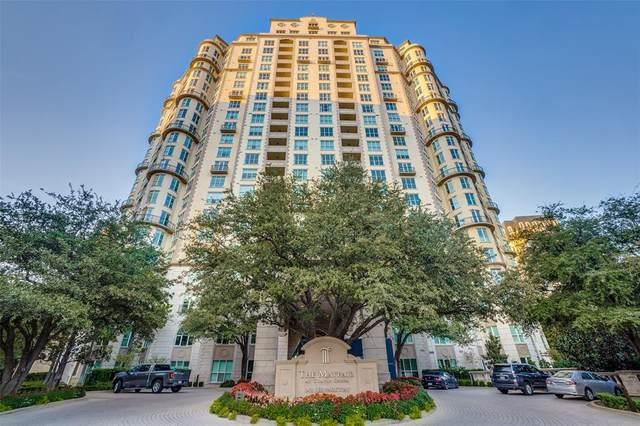 3401 Lee Parkway #2203, Dallas, TX 75219 (MLS #14510972) :: The Tierny Jordan Network