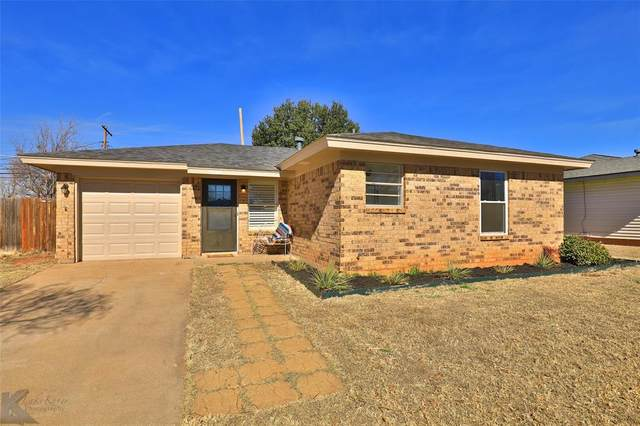 5266 Shenandoah Drive, Abilene, TX 79605 (MLS #14510982) :: The Chad Smith Team
