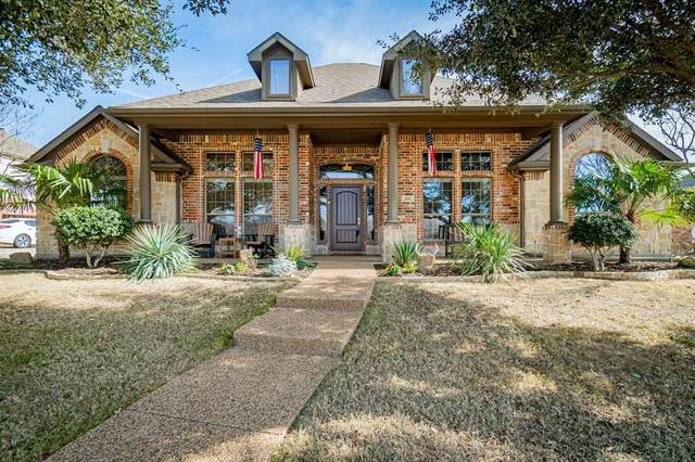 518 Creekside Drive, Murphy, TX 75094 (MLS #14510999) :: Robbins Real Estate Group
