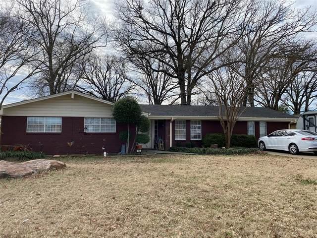 612 Lee Street, Sulphur Springs, TX 75482 (MLS #14511012) :: Team Hodnett