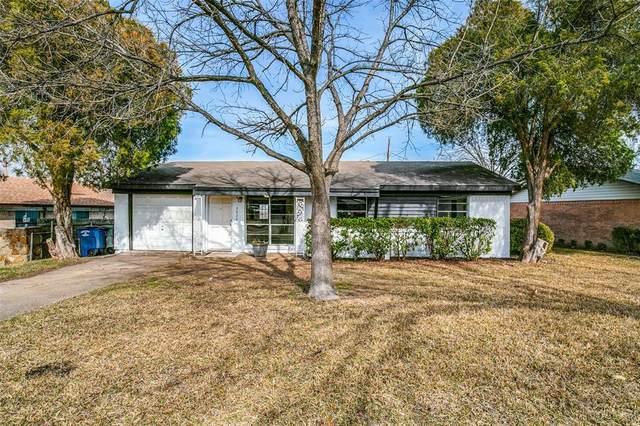 3939 Ambrose Drive, Dallas, TX 75241 (MLS #14511048) :: Robbins Real Estate Group
