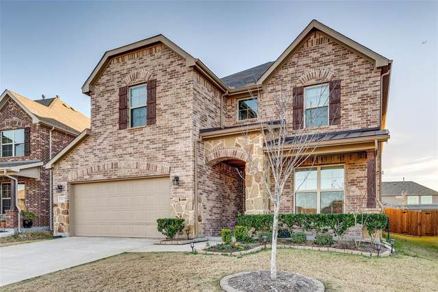 809 Calliopsis Street, Little Elm, TX 75068 (MLS #14511121) :: The Property Guys