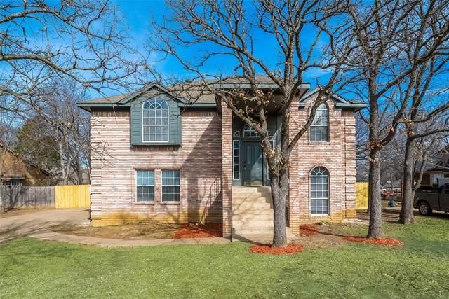 1313 Deer Trail, Denton, TX 76205 (MLS #14511153) :: Robbins Real Estate Group