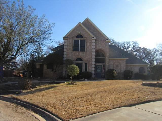 2230 Greenbrier Street, Denison, TX 75020 (MLS #14511155) :: Team Hodnett